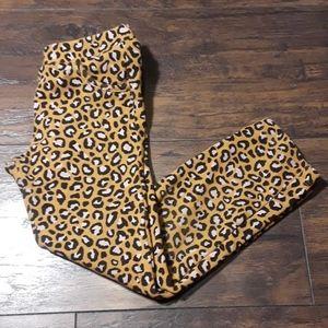 Old Navy 5T printed stylish dress pants